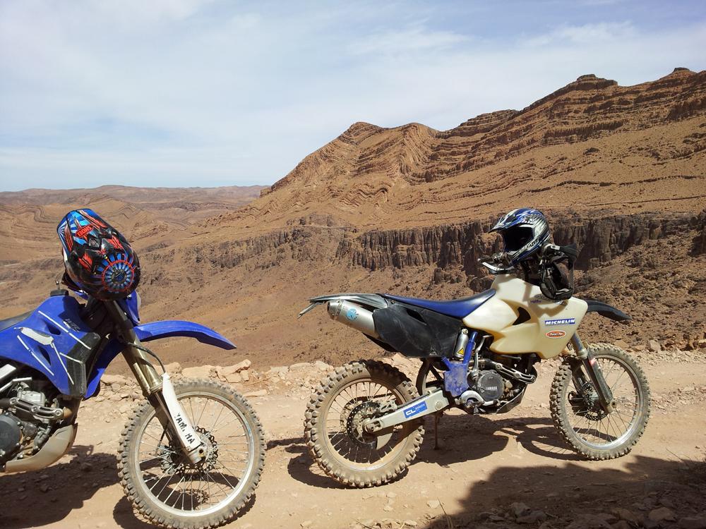 Quelle moto pour un trip maroc avec armes et bagages ? 20160420_151839